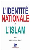 Livre – Identité nationale et islam