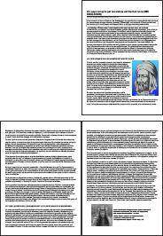 Etude sociologique des Arabes, par Ibn Khaldoun